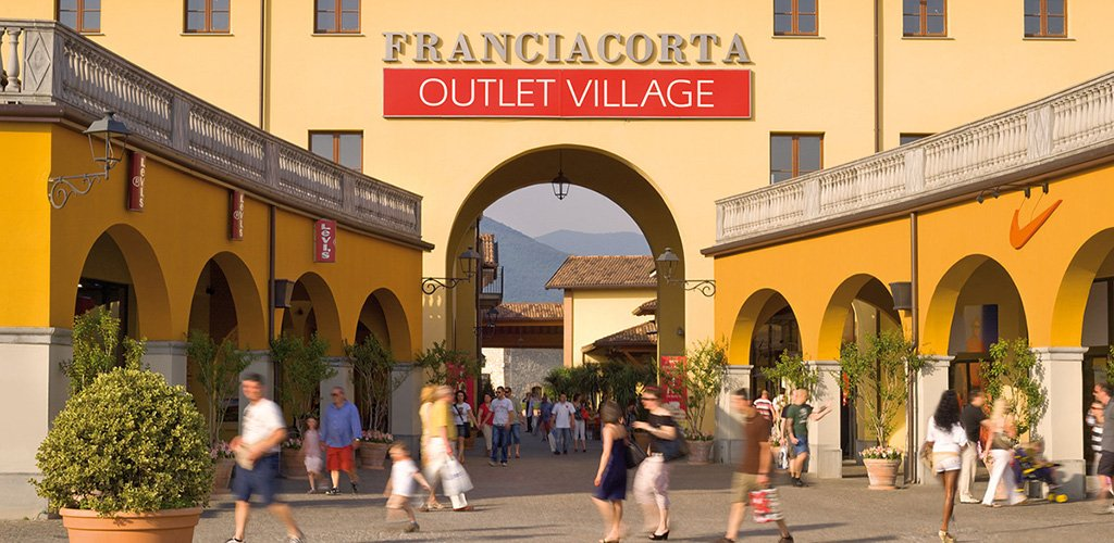 Chauffered trip to Franciacorta Outlet Village | M.S. T.ravel Snc di ...